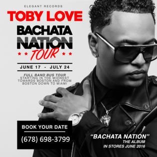 bachata nation tour